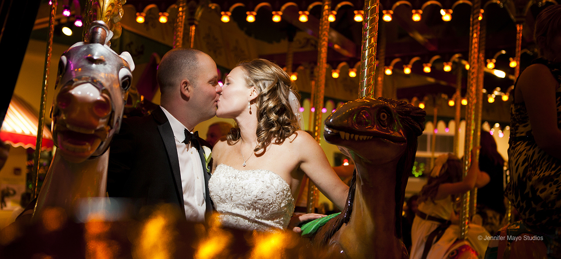 wedding at Shadowland