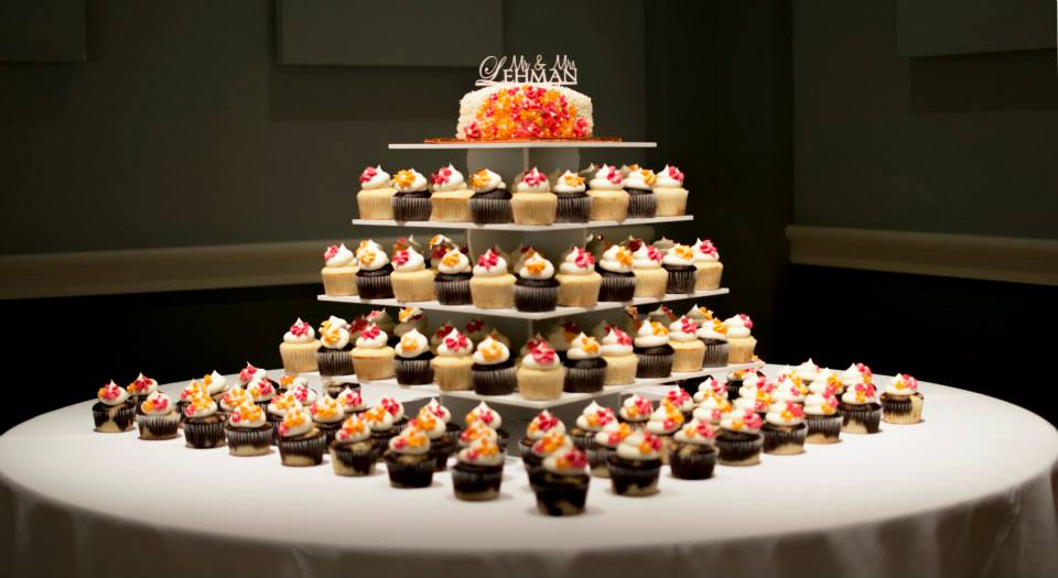 Cupcake Tower--Josh Nowicki