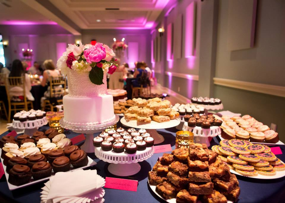 Dessert Table---Hopkins Studio