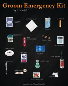 Groom ER kit