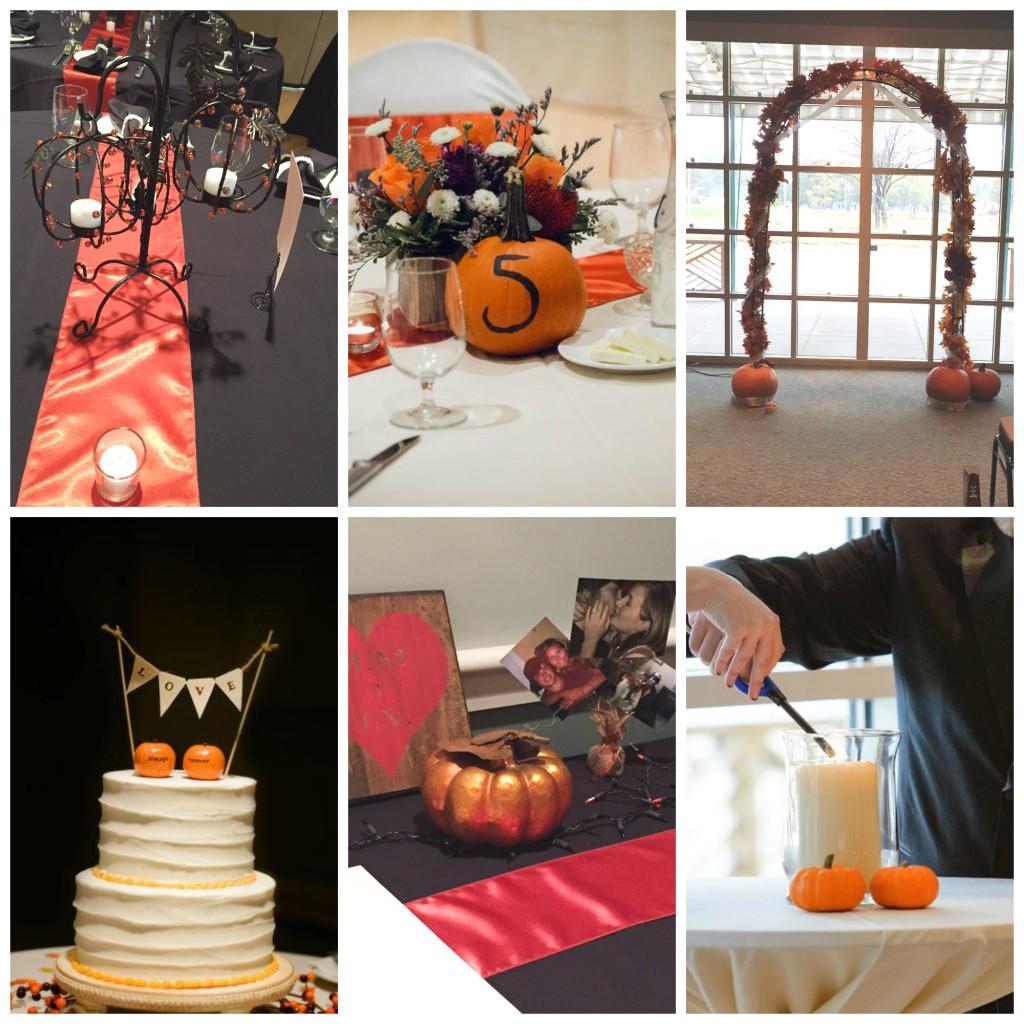 Pumpkins Collage