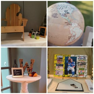 Object Guest Book Collage