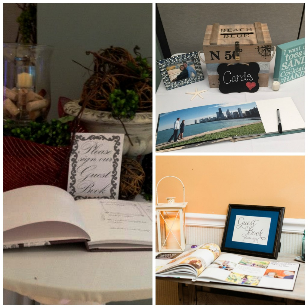 Traditional-Photo Guest Book Collage